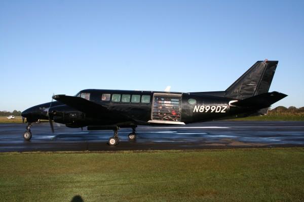 Preparing to take off...