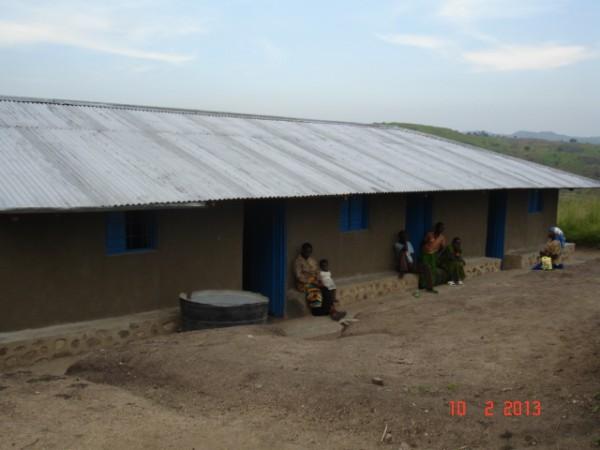 new doors and windows, Bukiringi