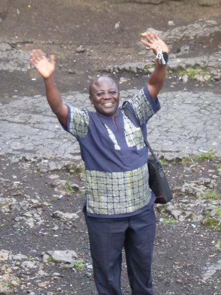 Pastor Désiré